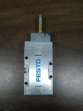 Festo Mfh 5 18 B Solenoid Valve Assembly With Coil Msfw 11 5060