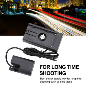 NP-F970-to-LP-E6-Battery-Plate-Adapter-Output-Voltage-7-4V-for-Canon-5D2-5D3-60