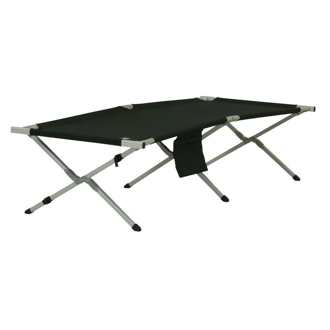 CB 190 XL cama de campamento sin travesaños ligero, cómodo, estable y resistente