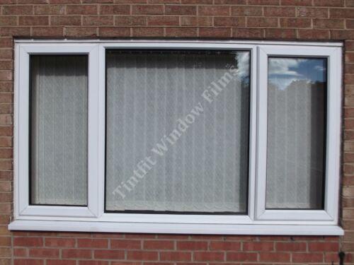 Clair 100 micron 50 cm x 4m sécurité verre anti brisent film de fenêtre