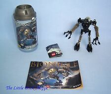 Lego Bionicle 8532 Toa Mata ONUA - Boxed and complete with instructions & poster