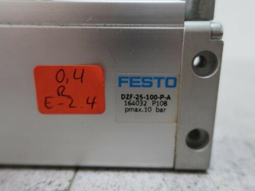 Festo DZF-25-100-P-A 164032 P108 Festo Näherungsschalter 175484 Zubehör