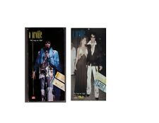 Elvis Presley 2 Boxsets = 8 CD's - A Profile - The King On Stage Vol. 1 + Vol. 2