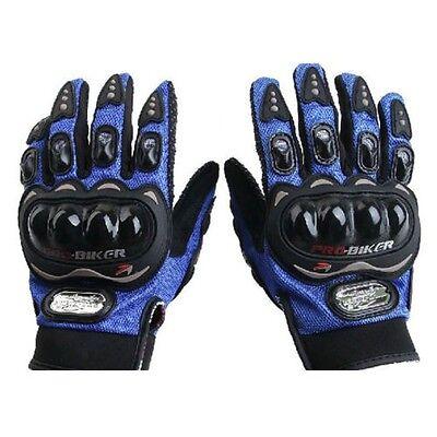 New Racing Gloves Motorbike Motocross Summer Fiber Bike Pro-Biker Motorcycle