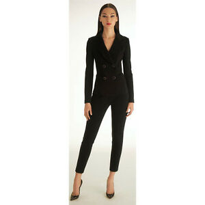 Black-Women-Business-Suits-Formal-Office-Suits-Work-Double-Breasted-Trouser-Suit