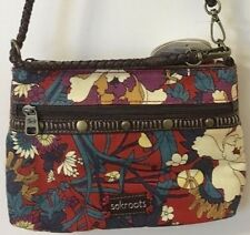 Sakroots Artist Circle Campus Mini Cross Body Bag,  One Size-MOTHER`S DAY GIFT