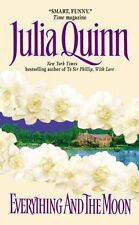 Everything and the Moon by Julia Quinn (2003, Paperback)