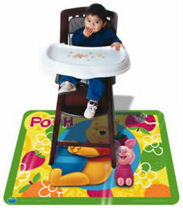 Neat Solutions Floor Topper Reusable Meal And Play Durable