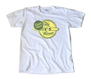 The Rolling Stones /'Havana Cuba/' Burnout T-Shirt NEW /& OFFICIAL!