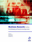 Business Accounts by David Cox (Paperback, 2004)