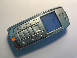 NOKIA-3120-Ferro-Blu-Sbloccato-Cellulare-3120-C-CLASSIC