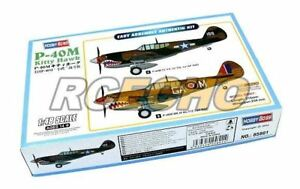 HOBBYBOSS-Aircraft-Model-1-48-P-40M-Kitty-Hawk-Scale-Hobby-85801-B5801