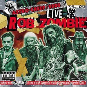 Rob-Zombie-Astro-Creep-2000-Live-Songs-Of-Love-Destruction-CD
