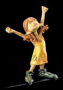 Tabouret-de-bord-PIXIE-Kobold-Figurine-Fille-034-Ich-bin-la-plus-034-Nain