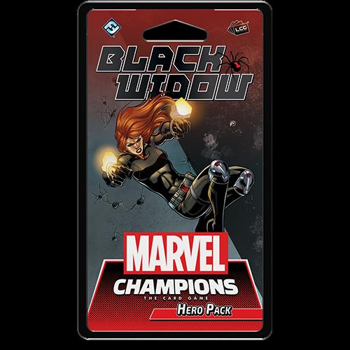 Marvel Champions: LCG Black Widow Hero Pack Fantasy Flight Games BtD