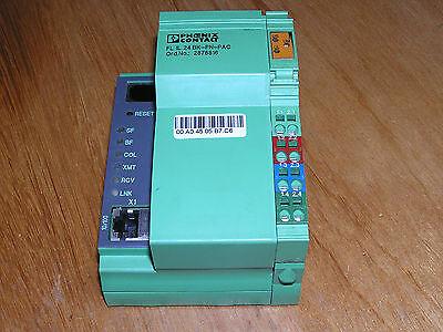 NEU//OVP versiegelt Phoenix Contact 2703994 IL PN BK DI8 DO4 2TX-PAC