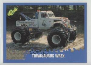 1990 Classic Monster Trucks Towasaurus Wrex 96 Ebay