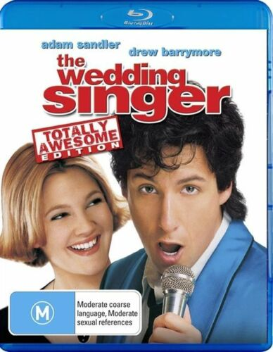 1 of 1 - The Wedding Singer (Blu-ray, 2009)