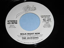 The Jacksons: Walk Right Now 45