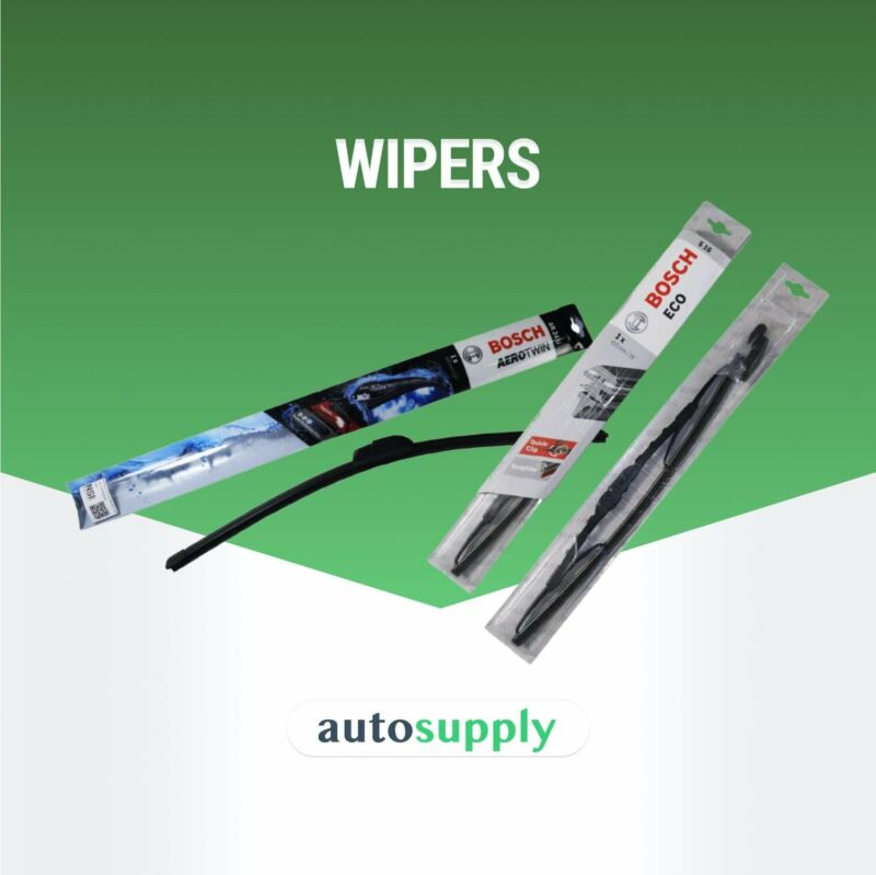 Supplier of Vehicle Windscreen Wipers | AutoSupply.co.za - Best Prices & Quick Delivery