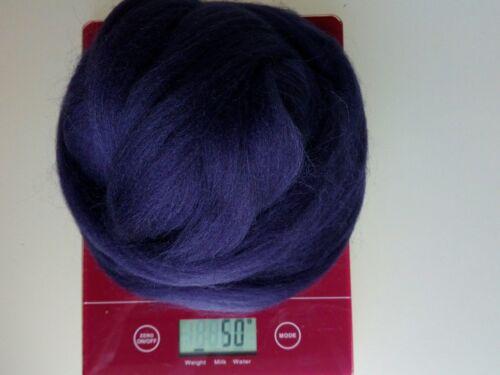 Violet Amethyst* 100/% Merino Wool Giant Yarn Extreme Arm Knitting 1 kg 100 g