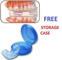 Stop Snoring Mouthpiece Anti Snore & Apnea Stopper Night Sleep Solution 4h