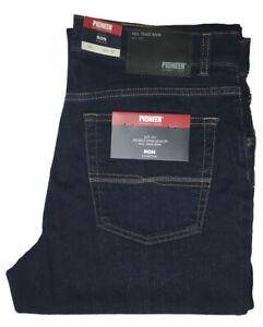 Pioneer-RON-W-40-L-30-Stretch-Herren-Jeans-Hose-Blue-Black-1144-9818-04-2-Wahl