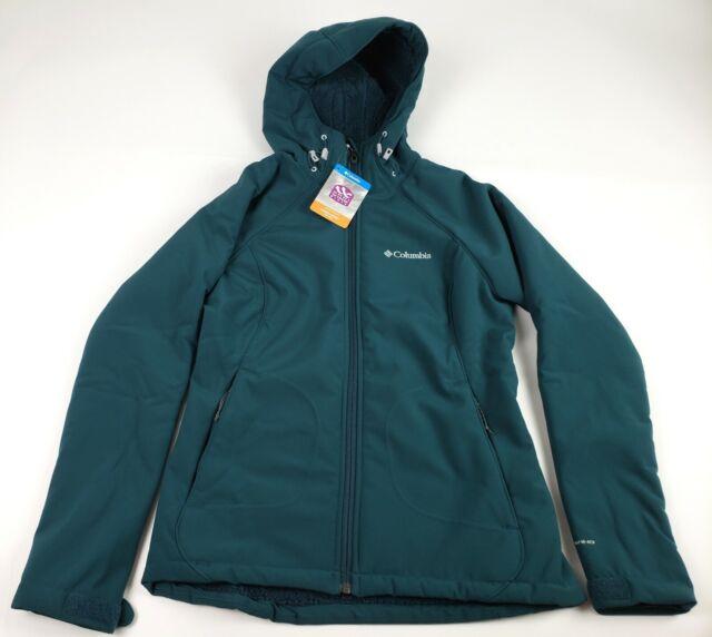 Columbia Women's Phurtec Ii Softshell Jacket, Dark Seas, X ...