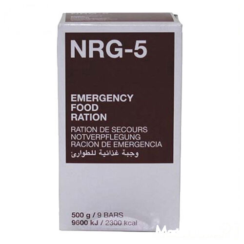 Notverpflegung 9 Notfall Riegel sehr lange haltbar 10 Jahre Emergency Food NRG-5
