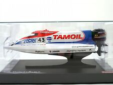 Kyosho Mini-Z Formula 1 Boat Tamoil No.43 Scale Marine Collection Body
