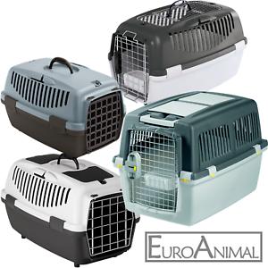 Hunde-Transport-Box-Katzen-Transportbox-6kg-bis-12kg-Gulliver-Autobox-Kennel