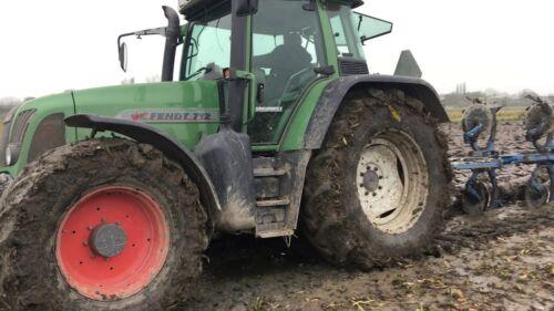 716 Vario TMS Traktor Aufkleber Fendt 711 714 712 2004