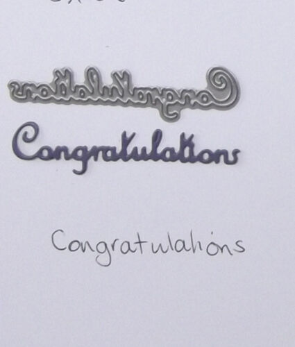 Dragonfly Congratulations TATTERED LACE MINI DIES 3 Flowers Leaves Cherry Pie