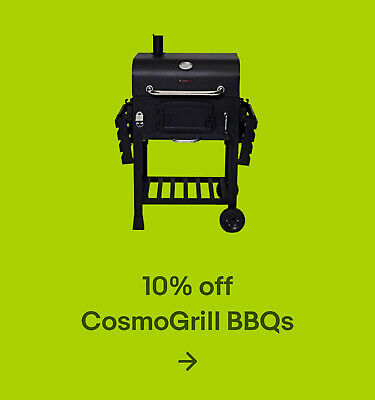 10% off CosmoGrill BBQs