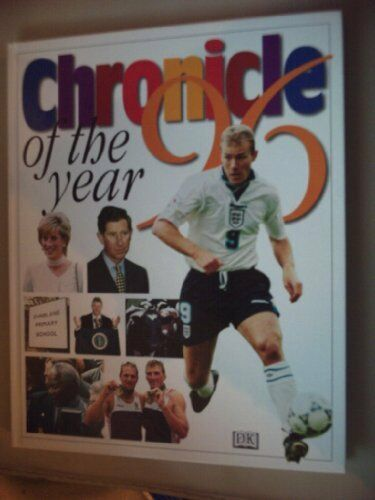 CHRONICLE OF THE YEAR 1996 By Reg GRANT