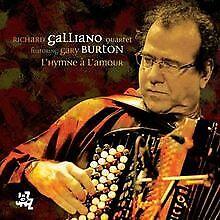 L Hymne l Amour von Richard Galliano | CD | Zustand gut