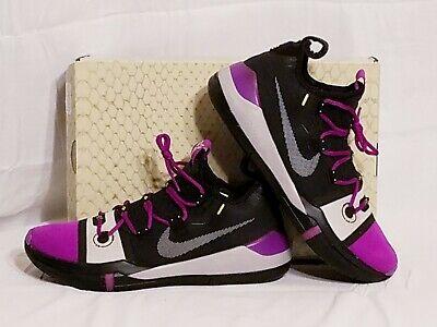 New Kobe Ad Exodus Lakers Away Vivid Purple Black Av3555 002 Ebay