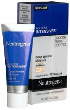 Neutrogena Ageless intensives deep wrinkle moisture for skin, spf 20 - 1.4 oz