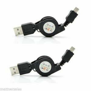 2x-Retractable-Micro-USB-2-0-Data-Cable-Sync-Type-A-to-B-5-Pin-Male-Charger