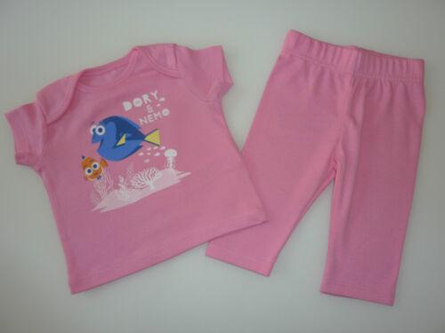 Disney NEMO Pink DORY & NEMO PJ's NEW