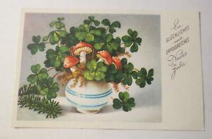 034-Neujahr-Vase-Kleeblatt-Pilz-034-1930