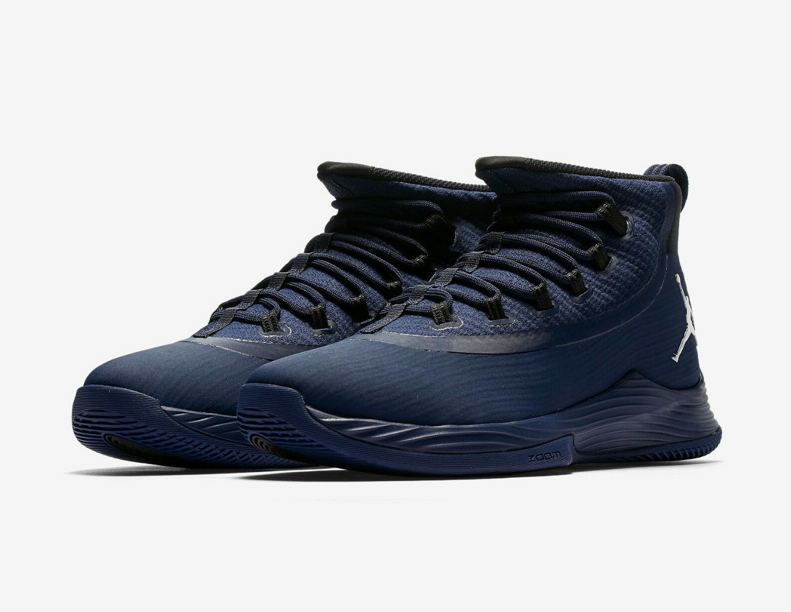 45a0e57e3a6ea Nike Men's Jordan Ultra Fly 2 Basketball Shoes SNEAKERS Midnight ...