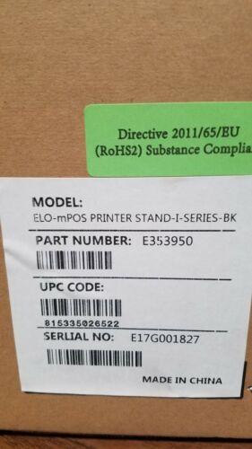 Elo mPOS Printer Stand E353950
