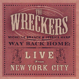 Way-Back-Home-Live-from-New-York-City-by-The-Wreckers-CD-Dec-2007