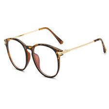 3f211a4c98 Blue Light Filter Protection Glasses Clear Lens Vintage Round Frame  Eyeglasses