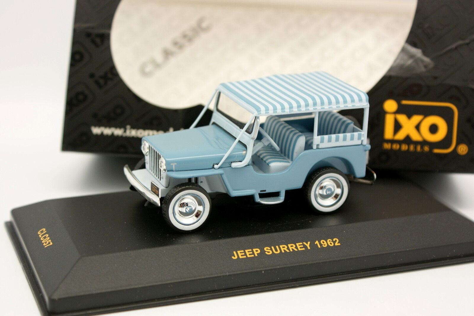 Ixo 1 43 - Jeep Surrey 1962