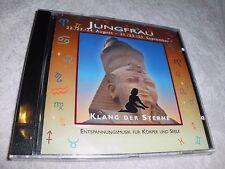 Klang der Sterne - Jungfrau - Entspannungsmusik für Körper und Seele - CD - OVP