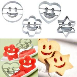 4Pcs-Stainless-Steel-Smiling-Face-Emoji-Mold-Cookies-Cutter-Pastry-Cake-Decor
