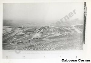 View-of-Magna-Mill-at-Garfield-Bingham-amp-Carfield-Ry-Terminals-B-amp-W-Photo-2313