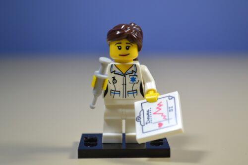 Nurse LEGO MINIFIGURE SERIES 1 8683